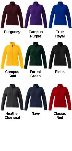 Ladies Journey Fleece Jacket - All Colors
