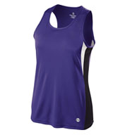Holloway Vertical Ladies Singlet