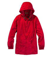 Custom Harriton Ladies Rain Jacket