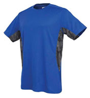 Custom Adult Graphite Camo T-Shirt