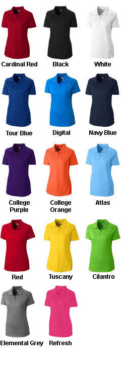 Ladies DryTec™ Northgate Polo - All Colors