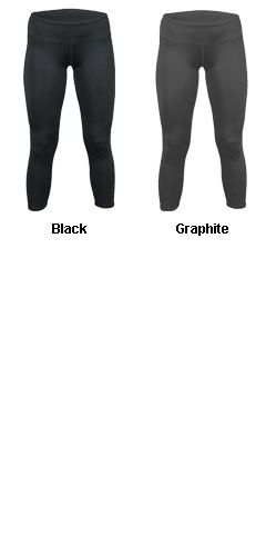 Ladies Crop Tights - All Colors