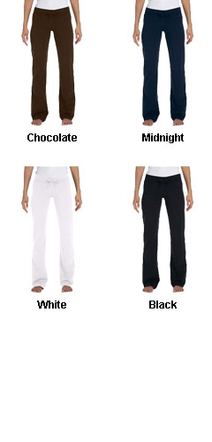 Bella Stretch French Terry Lounge Pants - All Colors