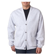 Jerzees Midweight NuBlend® Fleece Cardigan