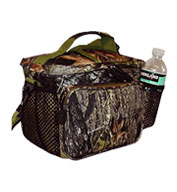Custom Mossy Oak Top Open Cooler Bag