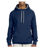Custom Hanes Nano Pullover Hooded Sweatshirt