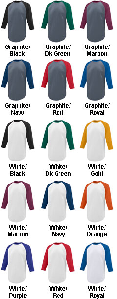 Youth Nova Jersey - All Colors
