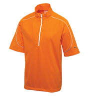 Custom Puma Golf Short Sleeve Knit Storm Jacket Mens