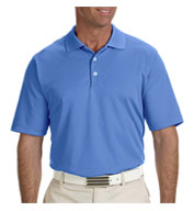 Custom Adidas Golf Mens Climalite® Solid Polo