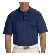 Adidas Golf Mens ClimaCool® Diagonal Textured Polo