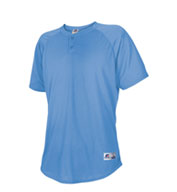 Custom Russell Athletic Youth Two-Button Placket