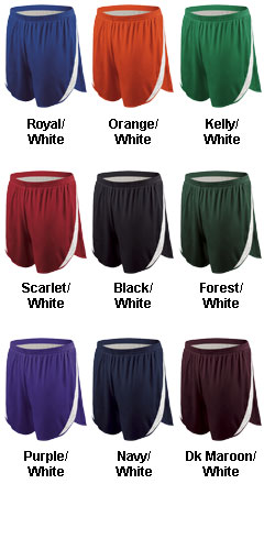 Holloway Youth Lead Short - All Colors