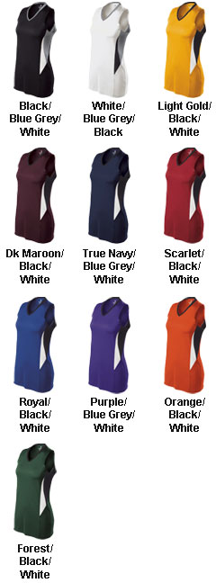 Holloway Ladies Rise Jersey - All Colors