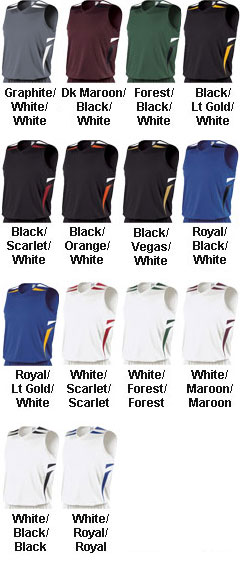 Holloway Adult Prodigy Jersey - All Colors