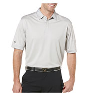 Callaway Chambray Performance Polo