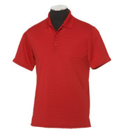 Munsingwear Mens Doral Textured Performance Polo