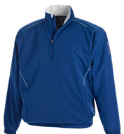 Custom Paige and Tuttle Mens Free Swing� Quarter Zip Windshirt