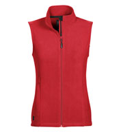 Womens Traverse Microfleece Vest