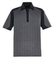 Custom Mens Merge Cotton Blend Polo