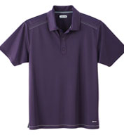 Custom Mens Dunlay Short Sleeve Polo