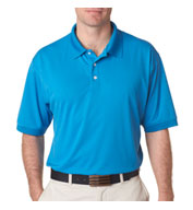 Custom UltraClub Mens Platinum Performance Pique Polo