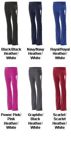 Ladies Tumble Pant by Holloway - All Colors