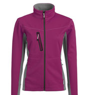 Custom Ladies Phantom Moisture-Wicking Jacket
