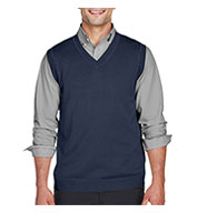 Custom V-Neck Sweater Vest