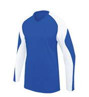 Girls Radius Long Sleeve Jersey