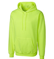 Custom Basic Fleece Pullover Hoodie