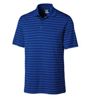 Custom Mens CB DryTec™ Franklin Stripe Polo