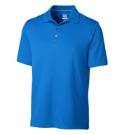Custom Mens CB DryTec� Glendale Polo in  Big & Tall Sizes Mens