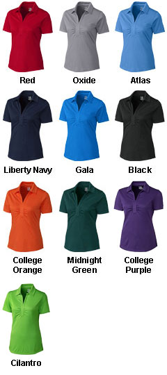 Ladies CB DryTec� Glendale Polo - All Colors