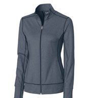 Custom Ladies CB DryTec� Topspin Full Zip