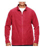 Mens Campus Microfleece Jacket