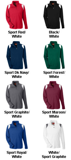 Mens Elite Performance Quarter-Zip - All Colors