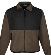 Custom Mens Frontiersman Fleece Jacket Mens