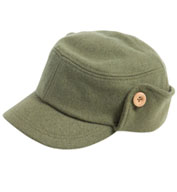The Fidel Cap by Alternative Apparel