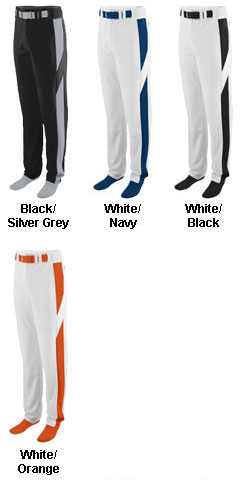 Adult Series Color Block Baseball/Softball Pant - All Colors