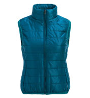 Custom Ladies Ultra Light Puffer Vest