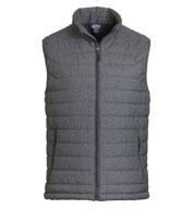 Custom Mens Ultra Light Puffer Vest Mens