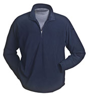 Element Quarter-Zip Nano Fleece Pullover by Dri-Duck