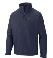 Custom Columbia Ascender Softshell Jacket Mens