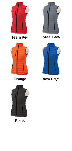 Womens Whistler Light Down Vest - All Colors
