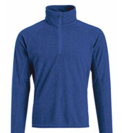 Custom Terramo Fleece Pullover Mens