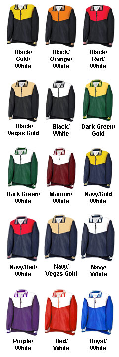 Adult Chesapeake Warm-Up Jacket - All Colors