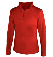 1/4 Zip Ladies Lightweight Pullover