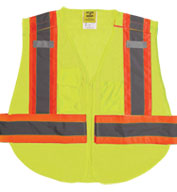 The 5 Point Breakaway Mesh Vest