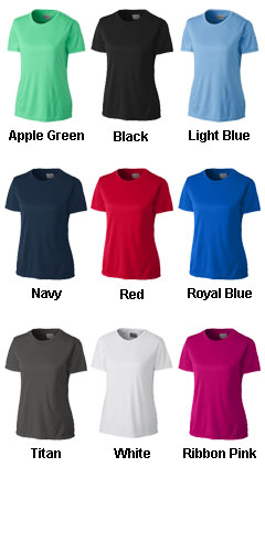 Ladies Parma Tee by Clique - All Colors