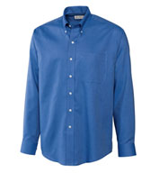 Mens Epic Easy Care Nailshead Shirt by Cutter & Buck